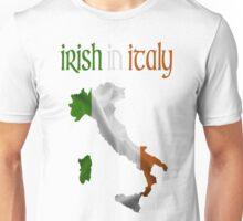 Irish in Italy Unisex T-Shirt