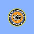 Shipside Grey Nomads - Phone Case 5 Star by Peter Doré