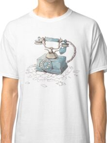Old Telephone Classic T-Shirt