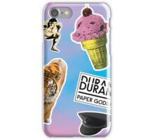 Duran Duran Band Paper Gods 1 iPhone Case/Skin