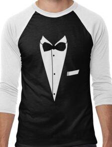 Tuxedo Men's Baseball ¾ T-Shirt