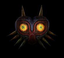 Theopany - Majora's Mask by MajoraHughes