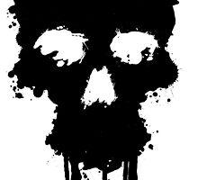 Drip Skull by Abbideane
