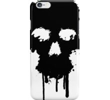 Drip Skull iPhone Case/Skin