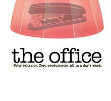 The office by Bujjoh
