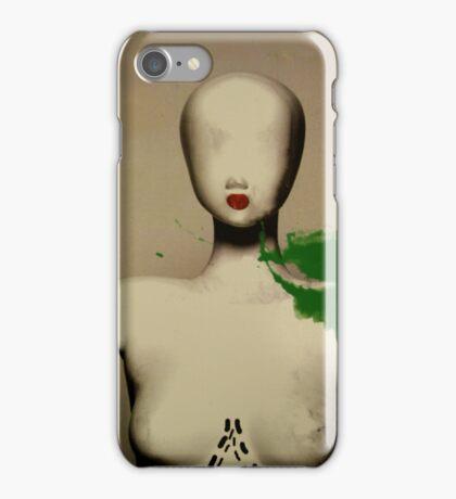 Mannequin Lady Phone Case iPhone Case/Skin