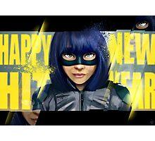 Happy New Hit-Year ! Photographic Print