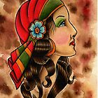 Gypsy Girl by MikeFrench