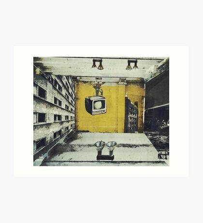 room twenty 7 Art Print