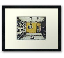 room twenty 7 Framed Print