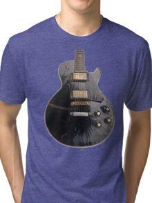 Guitar Electric  Tri-blend T-Shirt