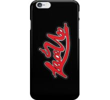 Lace Up iPhone Case/Skin