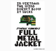 8-Bit Full Metal Jacket by AlCreed