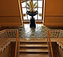 Grand Staircase by cclaude