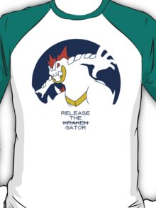 Release The Gator T-Shirt