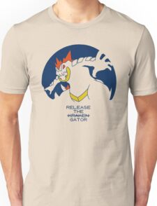 Release The Gator Unisex T-Shirt