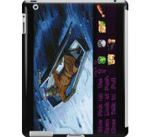 Rapp Scallion the cook (Monkey Island 2) iPad Case/Skin