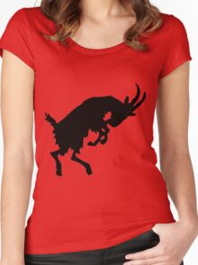 Sheep - Year of the Sheep 2015 Women's Fitted Scoop T-Shirt