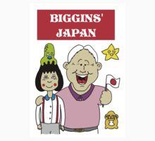 Biggins' Japan T-Shirt