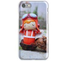 Momiji Doll - Pilot iPhone Case/Skin