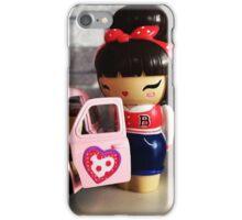 Momiji Doll - Car iPhone Case/Skin
