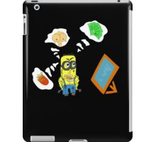 THE MALE MIND  iPad Case/Skin