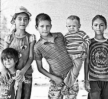 street children by emirali kokal