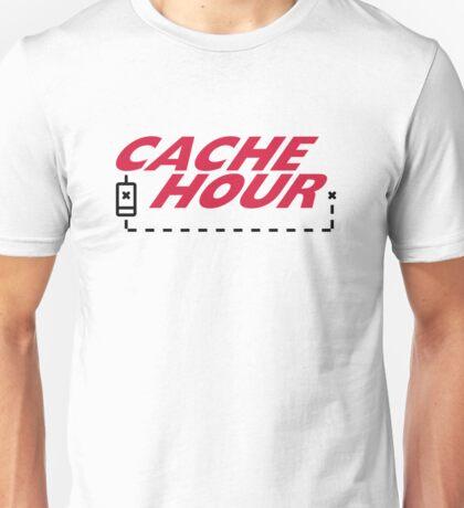 Geocaching - Cache Hour Unisex T-Shirt