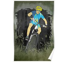 Bicycle Guy Poster