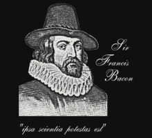 Sir Francis Bacon (version 2) by LetThemEatArt