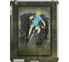 Bicycle Guy iPad Case/Skin