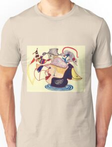 The Duck Made Me Do It Unisex T-Shirt