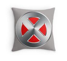 X-men logo Throw Pillow