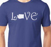 WASHINGTON LOVE Unisex T-Shirt