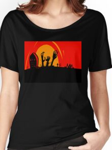 Dusk Of The Dead Women's Relaxed Fit T-Shirt