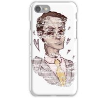 did you miss me iPhone Case/Skin