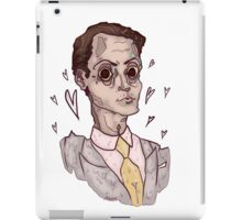 did you miss me (clean) iPad Case/Skin