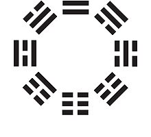 I Ching symbol; Book of Changes by TOM HILL - Designer