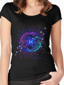 Zodiac Pisces Women's Fitted Scoop T-Shirt