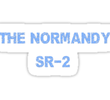 The Normandy Sticker