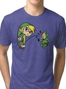 Tinkle on Tingle Tri-blend T-Shirt