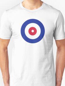 Curling target Unisex T-Shirt