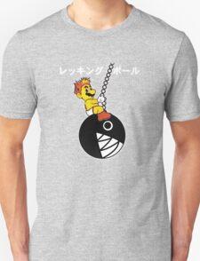 Mario Wrecking Ball  Unisex T-Shirt