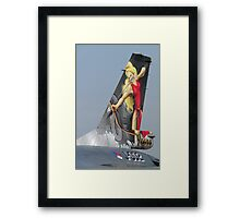 Diana The Huntress Framed Print