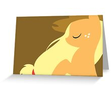Element of Honesty Greeting Card