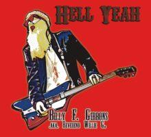 Hell Yeah by Rodrigo Marckezini
