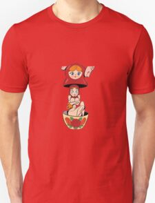 Babushka Unisex T-Shirt