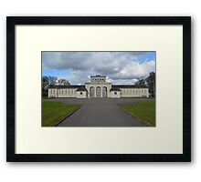 The Air Forces Memorial Framed Print