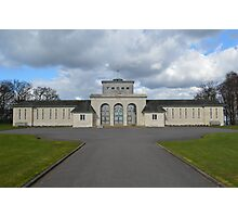 The Air Forces Memorial Photographic Print