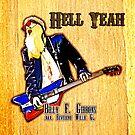 Hell Yeah (Print Version) by Rodrigo Marckezini
